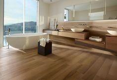 Parquet tiles, wood effect tiles, parquet tiles, floor tiles imitation wood . Parquet Tiles, Wood Tile Floors, Wood Look Tile, Parquet Flooring, Wood Floor, Bathroom Spa, Wood Bathroom, Bathroom Interior, Master Bathroom