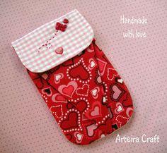 Arteira Craft: Porta Alicate de Cutículas