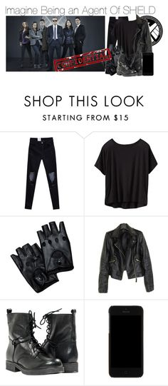 """Imagine Being and Agents of SHIELD"" by fandomimagineshere ❤ liked on Polyvore featuring Athleta, Paolo Shoes and Dolce&Gabbana"