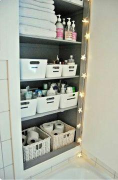 RETO SEMANAL.Organiza tu baño con el metodo KONMARI | Decoración