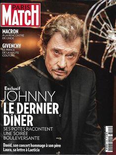 Johnny Halliday, Laura Smet, Interview, Paris Match, Christian Audigier, Idole, Emmanuel Macron, Concert, Coups