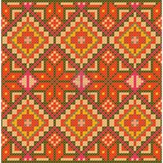 Hand Made Craft Pattern