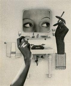 """djinn-gallery: """"Angelica Paez - Vanity """""""