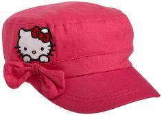 Berkshire Girls 7-16 Hello Kitty Cadet Hat $10.00