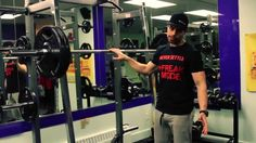 Leg Workout: #FREAKMODE volume training 3 (video)