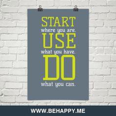 Start-use-do #29878