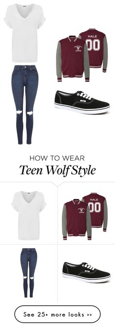 """""""Untitled #216"""" by baker1104 on Polyvore featuring Topshop, WearAll and Vans"""