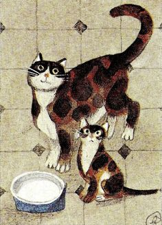 Illustration by Jan Balet (German born / American, 1913–2009)