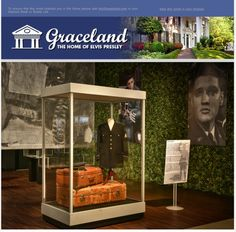 Graceland Commemorates Elvis' Army Anniversary. Elvis Presley began his service in the United States military on March 24, 1958, when he was inducted into the U.S. Army. https://www.graceland.com/news/