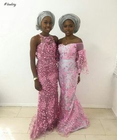 Rock The Cold Shoulder Outfit: Aso-Ebi Style African Lace, African Wear, African Attire, African Dress, African Clothes, Nigerian Outfits, Nigerian Lace, Aso Ebi Dresses, African Inspired Clothing