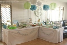 bizzydayz: Angus' Birthday Party - lovely Peter Rabbit party