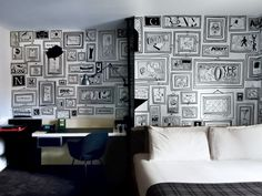 more sharpies on walls
