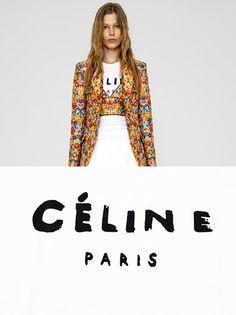 Céline Resort 2012