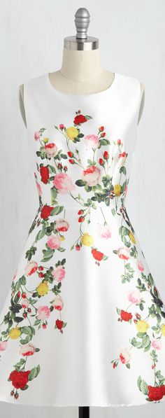 such a gorgeous floral print