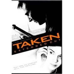 Taken ... one my favorite Liam Neesom movies ever ... A retired CIA agent travels across Europe and relies on his old skills to save his estranged daughter, who was kidnapped on a trip to Paris to be sold into prostitution.  And now they've released Taken 2 ... where his ex-wife gets kidnapped in retaliation for the people he killed to get his daughter back in the 1st movie (not a spoiler - it's stated in the trailer) ...