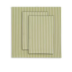 Shop for Oilo Twin-striped Spring Green Sheet Set. Get free delivery On EVERYTHING* Overstock - Your Online Bedding Basics Store! Contemporary Bedroom, Cheap Bed Linen, Bedding Basics, Building For Kids, Twin Sheet Sets, Spring Green, Diamond Pattern, Woven Rug