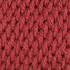 Tunisian Crochet Full Stitch