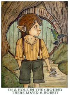 hobbit miquelrossellocalafell.wordpress.com  miquel rossello calafell-aosda saoghalan
