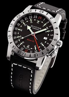 Glycine introduces the Airman Base 22 - Back to the original 1953 Airman