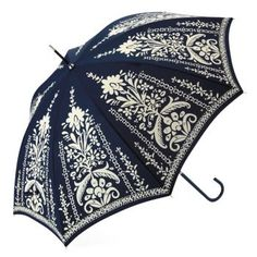 flower print umbrella