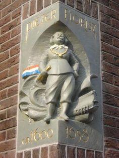 Oneindig Noord Holland / Pieter Florisz (ca 1600 – 1658), Monnickendamse zeeheld