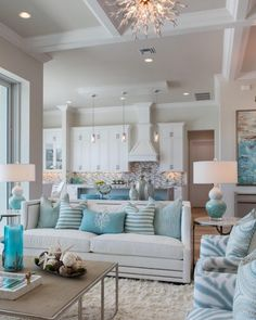 Coastal living by Robb & Stucky