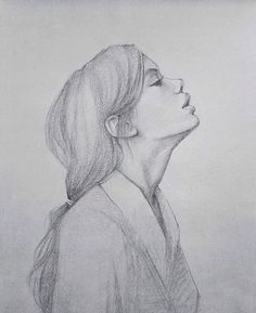 What is Your Painting Style? How do you find your own painting style? What is your painting style? Pencil Art Drawings, Realistic Drawings, Art Drawings Sketches, Cute Drawings, Girl Pencil Drawing, Sketches Of Faces, Pencil Art Love, Creative Pencil Drawings, Illustration Sketches