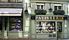 Pure Paris...French Bakery (Patisserie)!