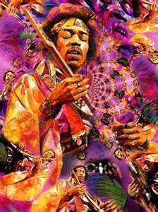 LOVE this Jimi Hendrix poster