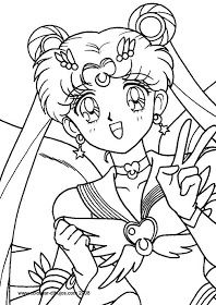"""Sailor Moon Coloring Pages. On this page, you can find coloring pictures of the anime series, Sailor Moon. Sailor Moon, literally """"the beautiful warrior girl Sa Sailor Moon Manga, Sailor Moon Sailor Stars, Sailor Moon Crystal, Cat Coloring Page, Cool Coloring Pages, Cartoon Coloring Pages, Coloring Books, Sailor Moon Coloring Pages, Princess Coloring Pages"""