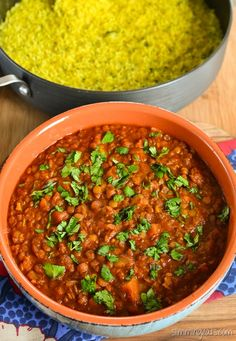Slimming Eats Roasted Butternut Squash and Lentil Curry - gluten free, dairy free, vegetarian, Slimming World (SP) and Weight Watchers friendly