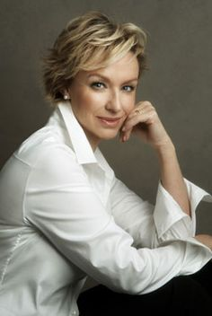 Tina Brown, for obvious reasons (at least, if you know me at all...)