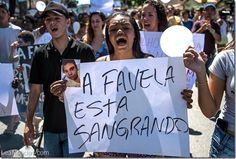 Crece la violencia en favelas de Río de Janeiro, Brasil - http://www.leanoticias.com/2015/04/08/crece-la-violencia-en-favelas-de-rio-de-janeiro-brasil/