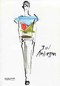 J.W. Anderson Menswear S/S 2015