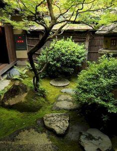 14 Oriental Garden Design Ideas | Balcony Garden Web Small Japanese Garden, Japanese Garden Design, Japanese Gardens, Japanese Garden Backyard, Japanese Landscape, Chinese Garden, Japanese Style, Japan Garden, Garden Web