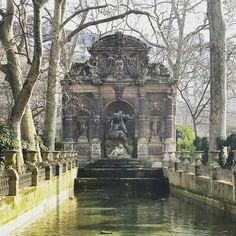 Jardin du Luxembourg. Paris.