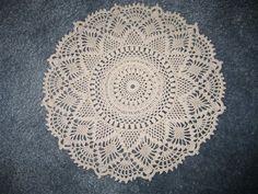 doily - Media - Crochet Me Crochet Dollies, Crochet Lace, Crochet Mandala, Filet Crochet, Crosia Design, Diy Crochet Projects, Crochet Decoration, Thread Crochet, Beautiful Crochet