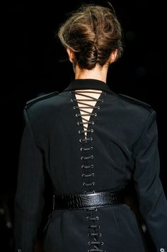 LFW Tom Ford S/S 2014