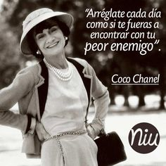 Coco Chanel :) ::: www.niuenlinea.co :::