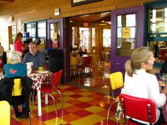 The Egg Toss Cafe Located in Bayfield WI. Best Breakfast ever! [Agreed! -- Bayfield, WI]