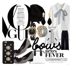 """""""Put a Bow on It!"""" by patkova-v ❤ liked on Polyvore featuring Chicwish, Être Cécile, STELLA McCARTNEY, Manolo Blahnik, Kate Spade, MICHAEL Michael Kors, Erica Lyons, Trina Turk, John Hardy and Versace"""