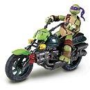 Tortugas Ninja - Moto Rippin Rider