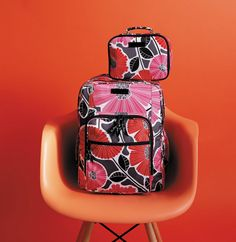 c83bb800549e Vera Bradley Brightest Gifts Holiday 2014  Lighten Up Large Backpack in  Cheery Blossoms and Lighten