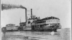 Date: April 27, 1865 Location: In the Mississippi River, near Memphis, Tennessee. Official death toll: 1,547  The SS Sultana was a Mississippi River steam-powered paddlewheeler that sank near Memphis, TN after 3 of her 4 boilers exploded. Believed to be the worst maritime disaster in US history, it got little attention at the time of its sinking, because the assassinations of President Abraham Lincoln and his own killer, John Wilkes Booth & the end of the Civil War had happened just days before.