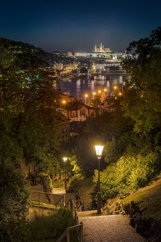 Amazing view of Prague