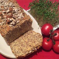 Einer LowCarb Ernährung mit Brot steht nichts im Wege. Unser Sonnenblumenkernbrot eignet sich ideal, ob herzhaft belegt oder süß.
