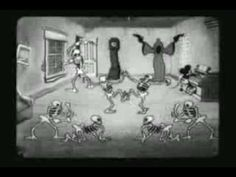 Mickey Mouse - Haunted House (1929)  school friendly