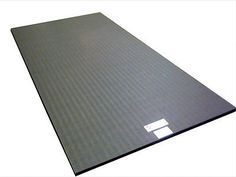 Floor Mats and Pads 179788: 10X5x1.25 Dollamur Flexi-Roll® Mma Tatami Texture Mat -Charcoal Gray BUY IT NOW ONLY: $249.0