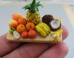 35 Minature Food Sculptures Created by Shay Aaron - Snappy Pixels