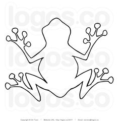 template frogs - Google Search